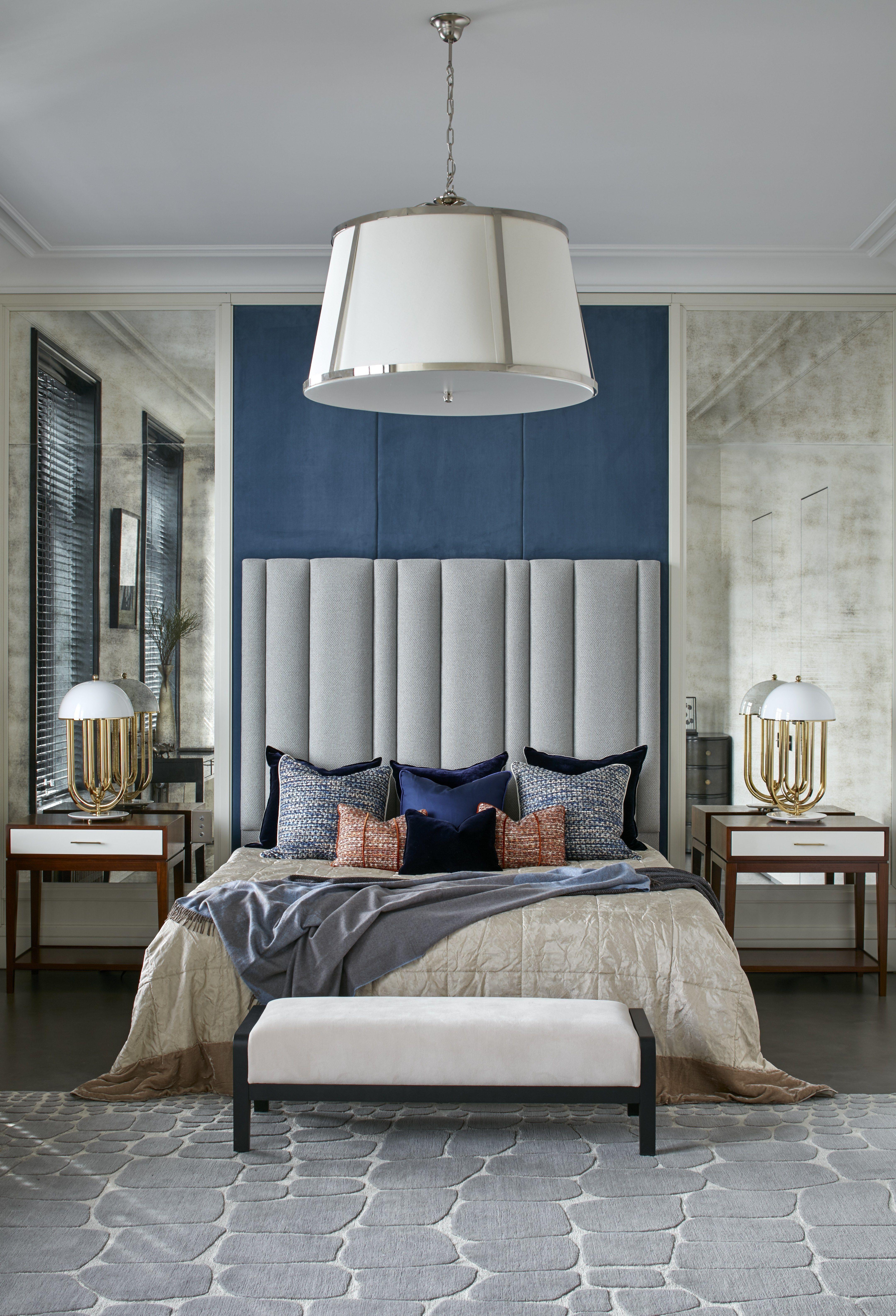 4 room master bedroom design  Top Designers Share Their Master Bedroom Interior Design Ideas