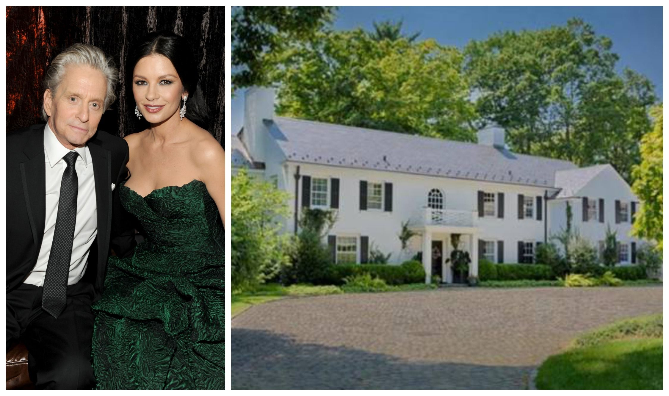 for sale catherine zeta jones u0027s country home elle décor and
