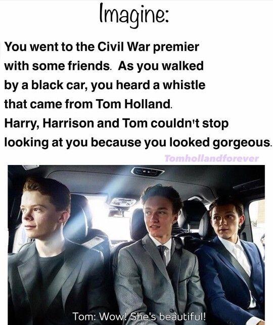 Tom Holland imagine