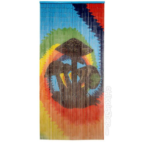 Exceptionnel Tie Dye Mushrooms Door Beads On Sale For $29.95 At The Hippie Shop