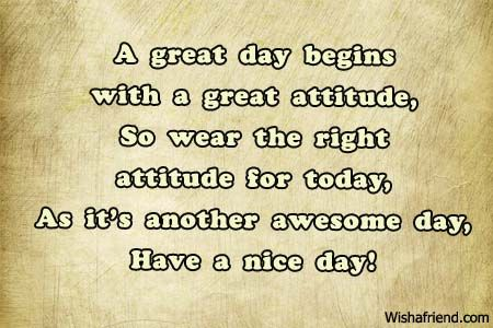 wish your friends and family with these lovely good day messages - Nice Messages