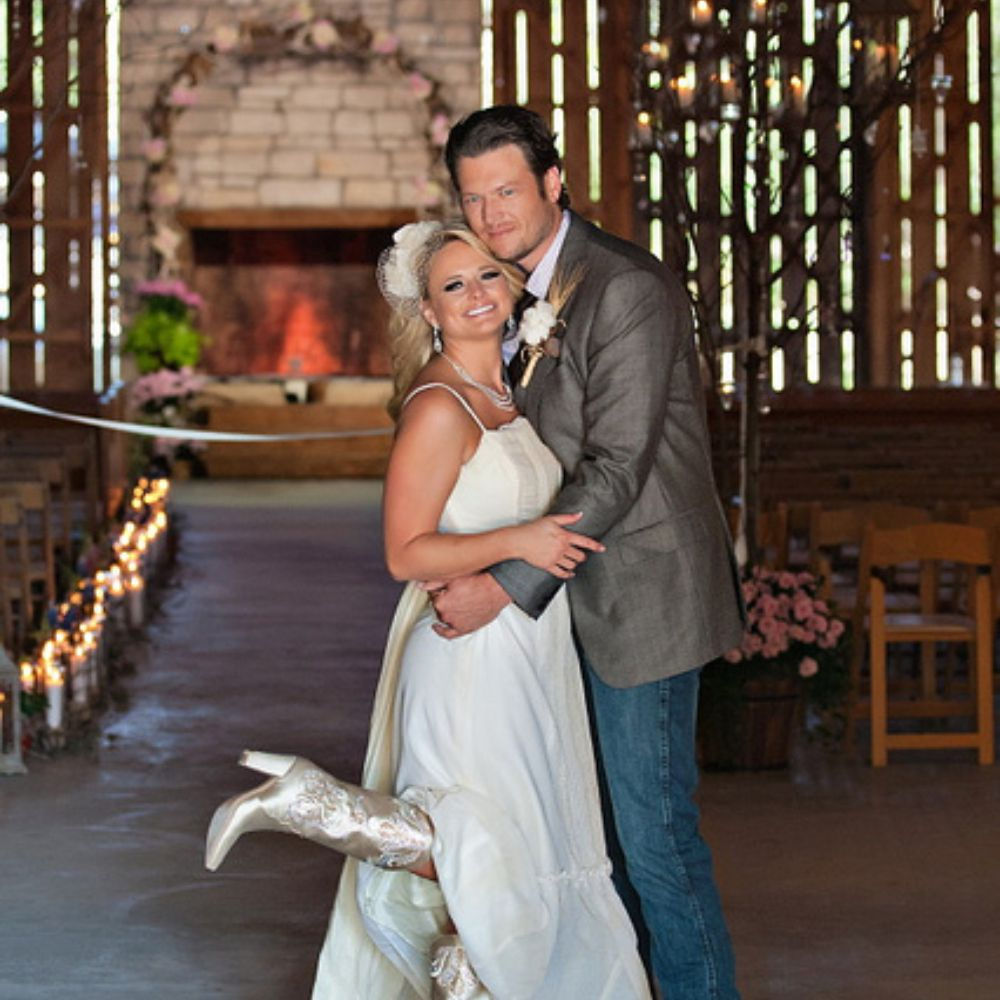 Blake Shelton Opens Up About His Marriage To Miranda, And