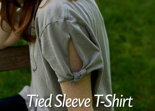 T Shirt Cutting Ideas