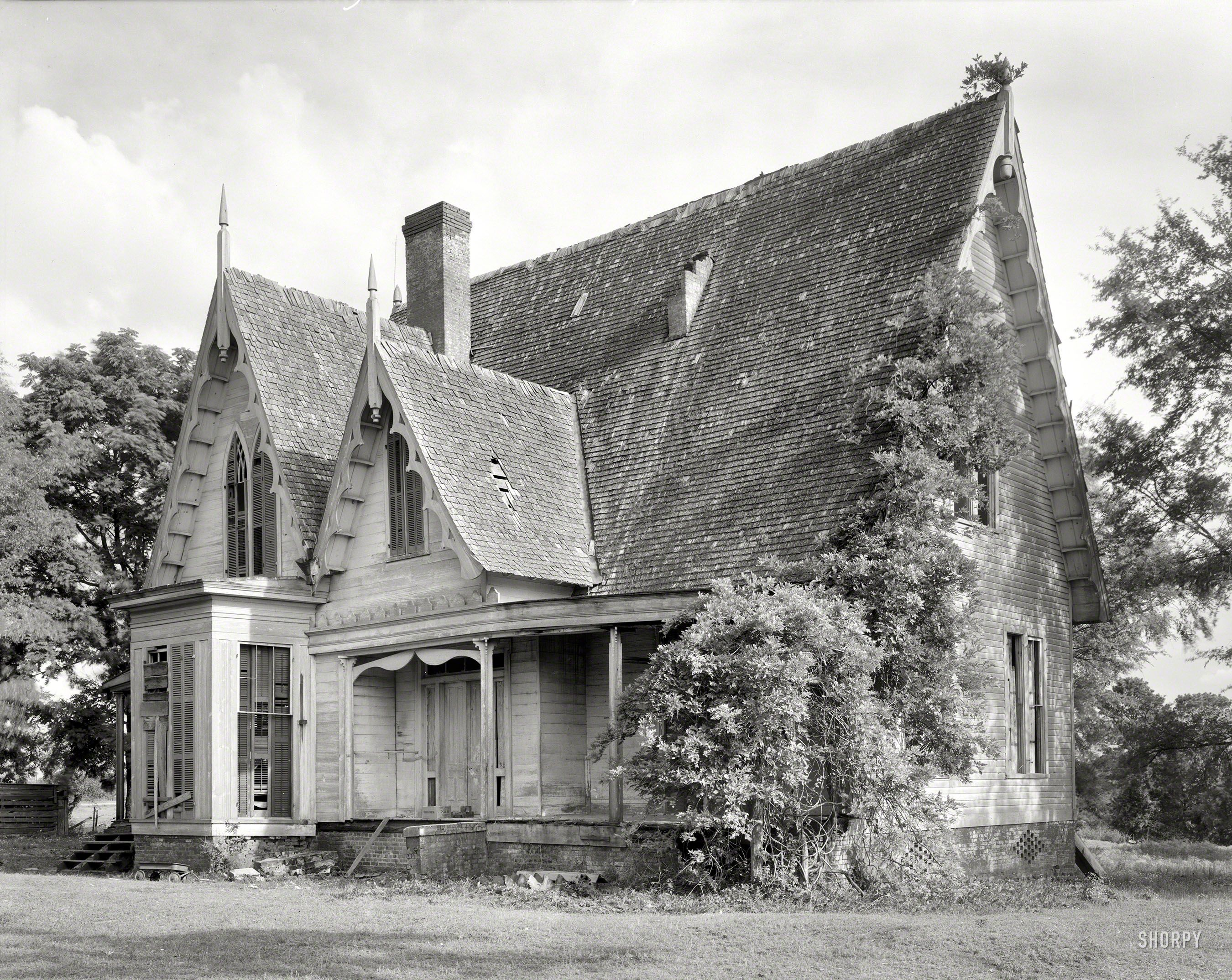 Alabama hale county akron -  Knight House Greensboro Vicinity Hale County Alabama Gothic Revival