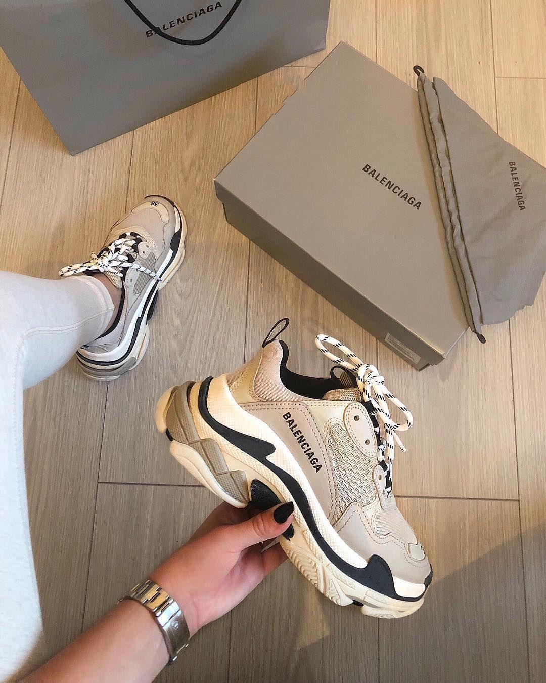 "SneakCorner on Instagram: ""Balenciaga Triple S"