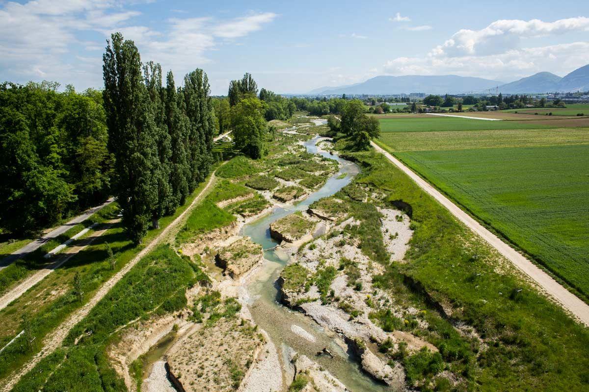 05 Naturalization River Channel Landscape Architecture Fabio Chironi Landscape Architecture Works Lande Landscape Architecture Landscape Engineer Landscape