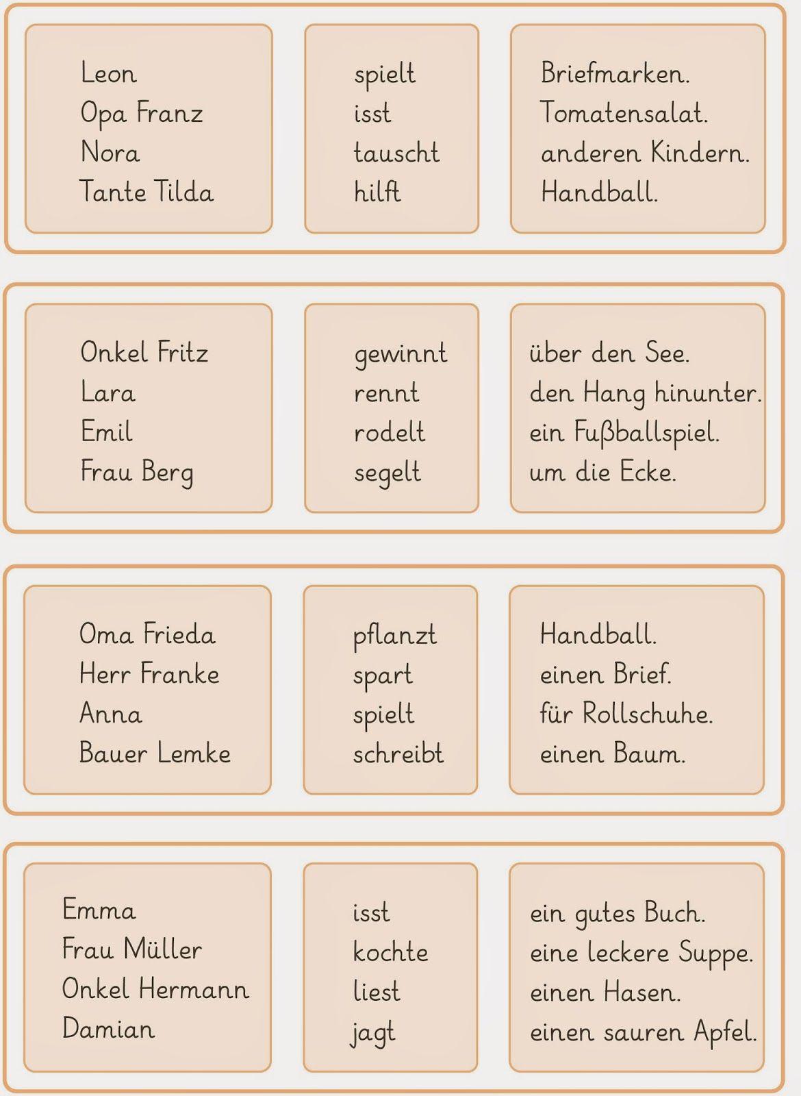 Pin von Lucy Luuu auf Deutsch | Pinterest | Deutsch, Schule und ...