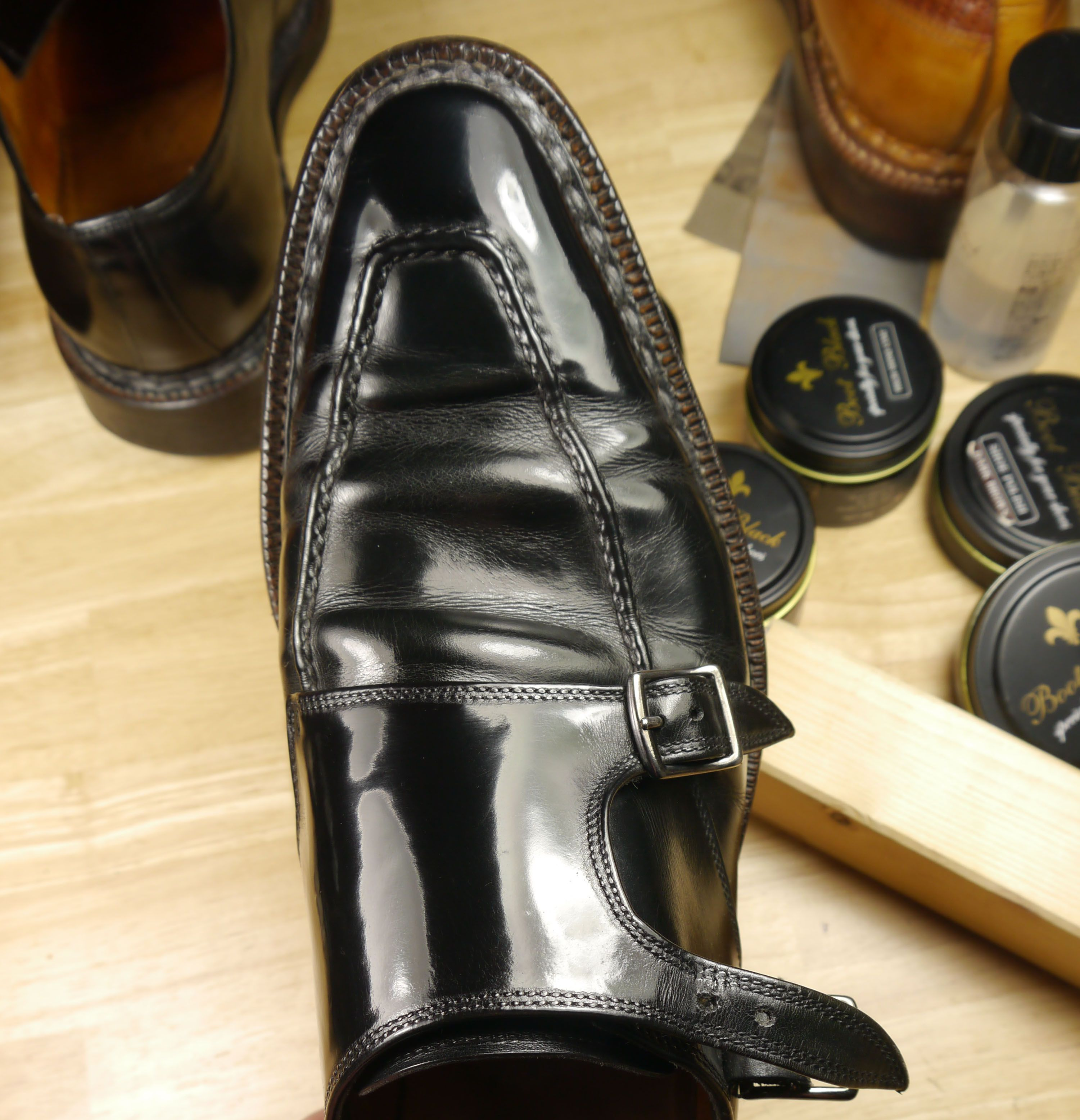 Shoe part - Crossword Clue