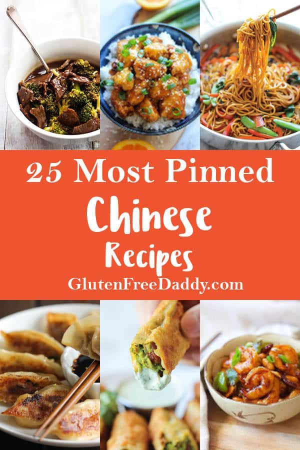 Photo of The 25 Most Pinned Chinese Recipes on Pinterest