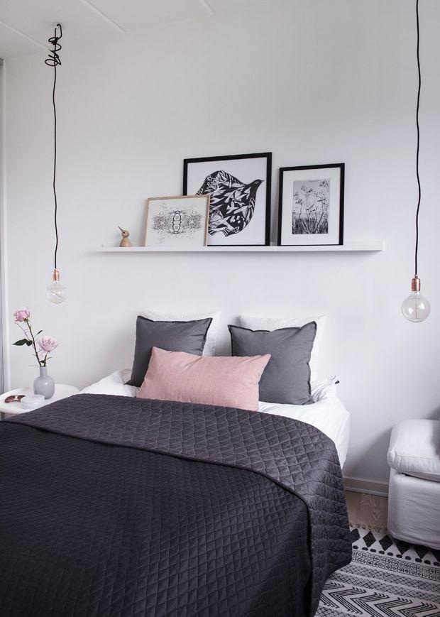 F inspiration til et lille sovev relse sweet dreams for Bedroom shelves inspiration