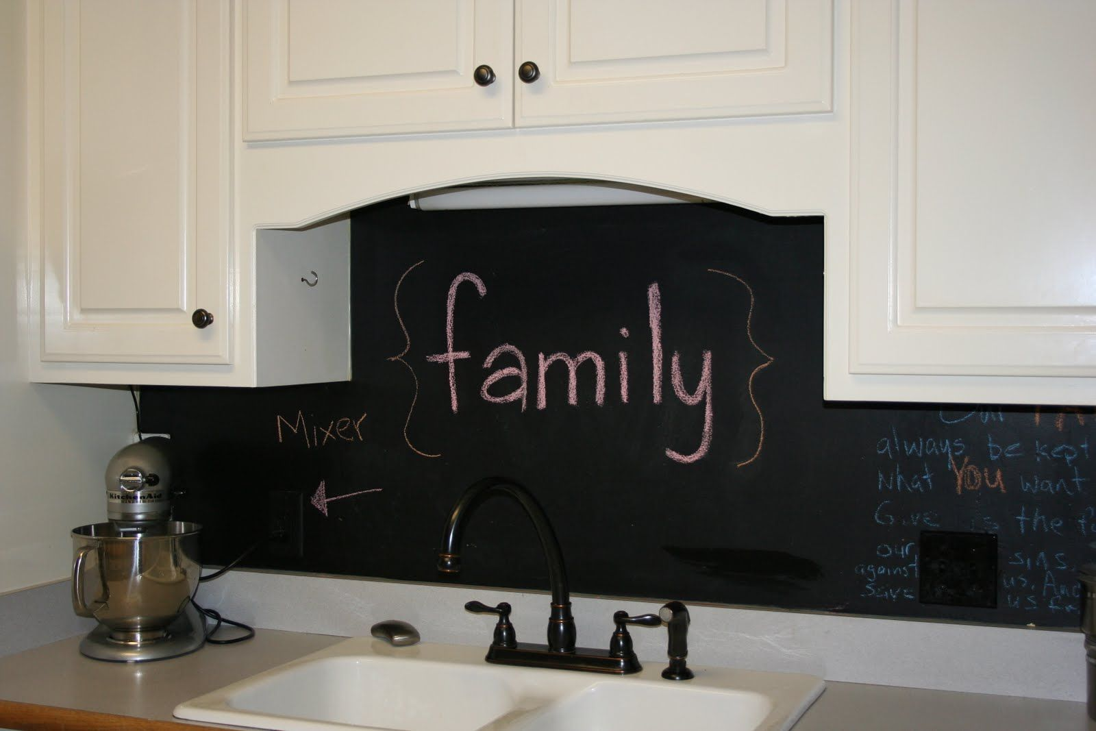 When Trends Attack Kitchen Chalkboard Edition Chalkboard Wall