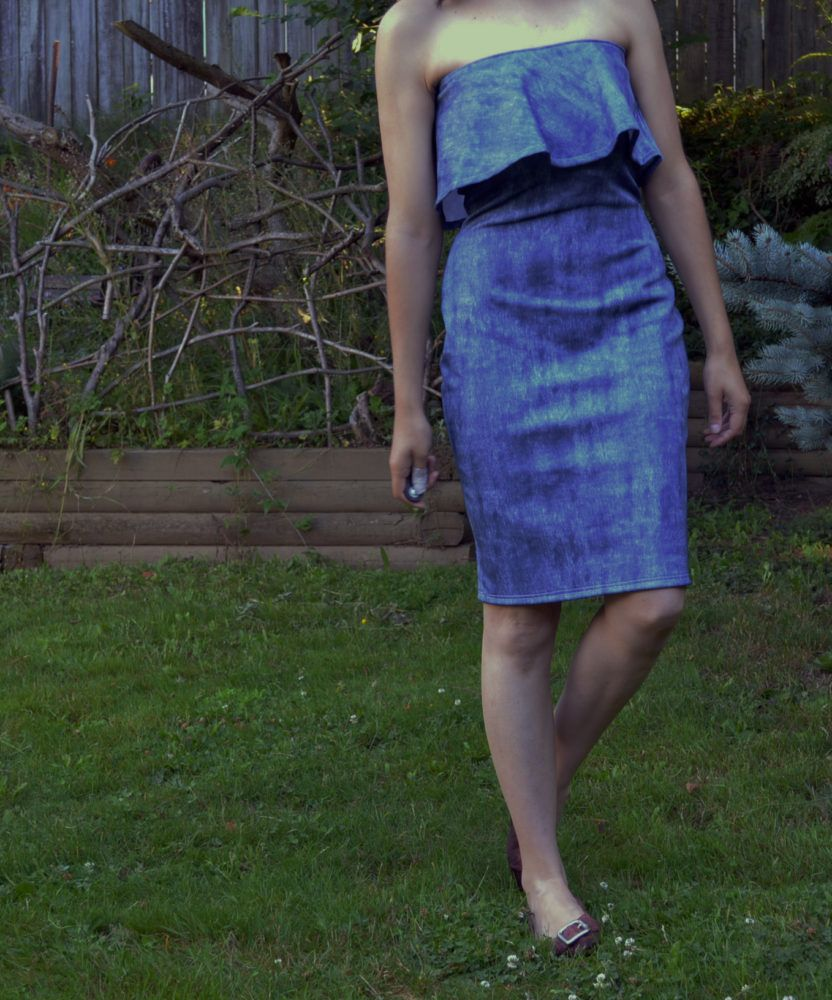 FREE SEWING PATTERN: Fiona Dress - On The Cutting Floor