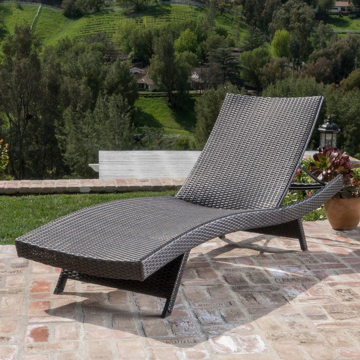 Prime Athanasius Reclining Chaise Lounge Poolside In 2019 Short Links Chair Design For Home Short Linksinfo