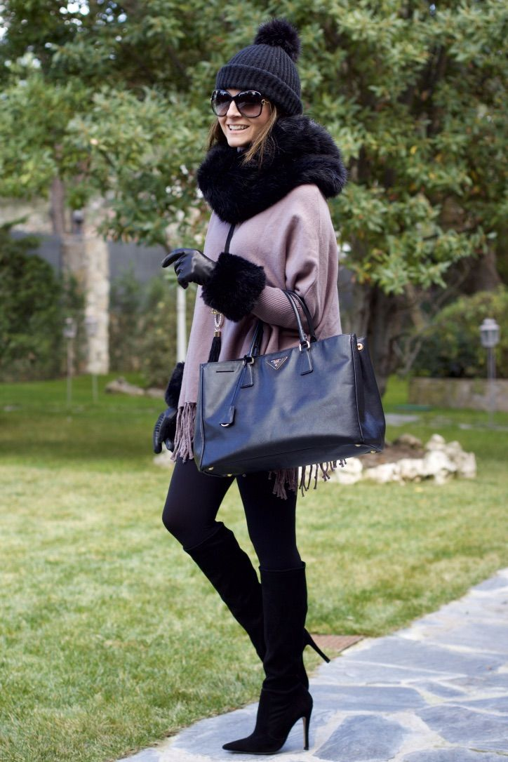 Abrigado y Chic |Blog de modaBlog de Moda | Looks diario | Oh My Looks | Chicisimo