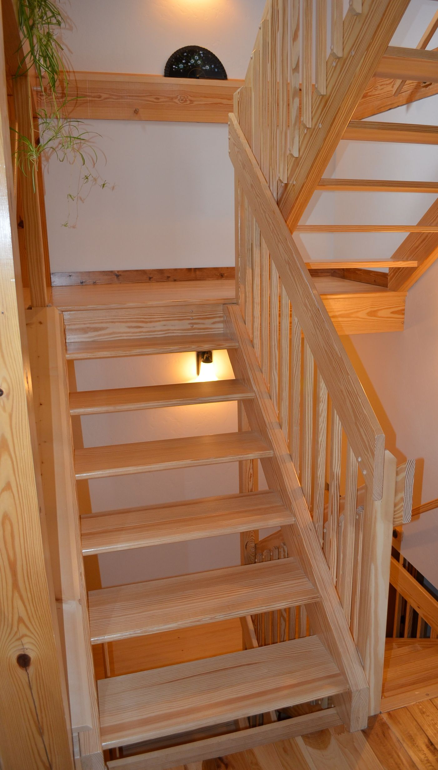 Wood Staircase Kits | Precision Pine, Inc.