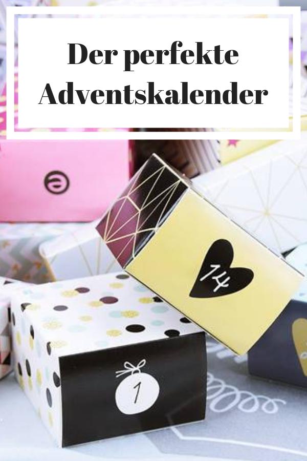 essence Adventskalender 2018 alle 24 Türchen aufgemacht in