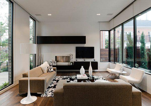 20 Gorgeous Living Room Furniture Arrangements  Living Room Endearing Furniture Arrangement Living Room Design Ideas