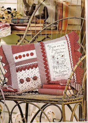 Craft Room: Almofadas