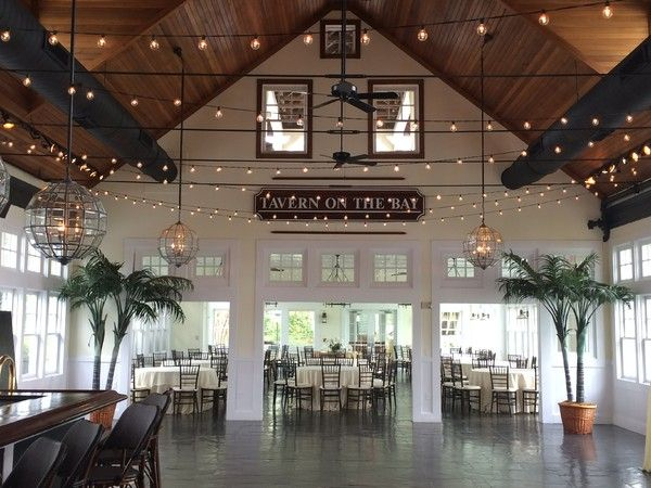Chesapeake Bay Beach Club Stevensville Md Wedding Venue Md