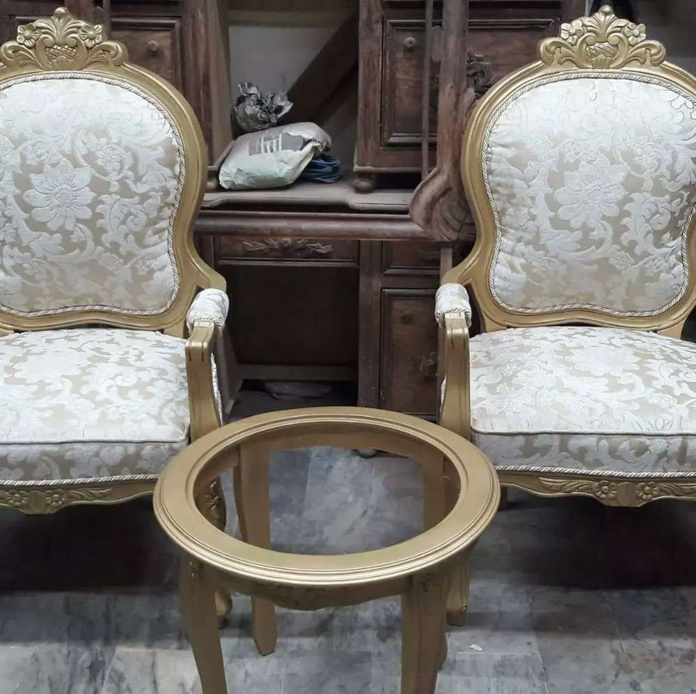 Olx Lahore Bedroom Chairs in 9  Bedroom chair, Bed furniture