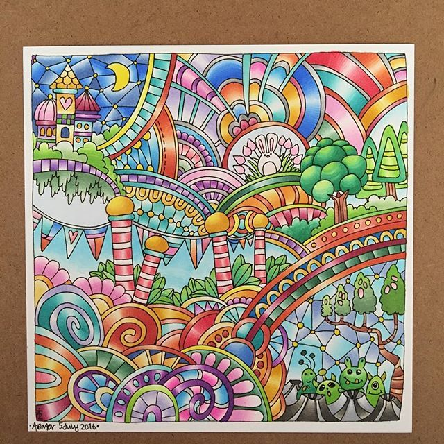 Chameleon Pens Coloring Pages You'll Love
