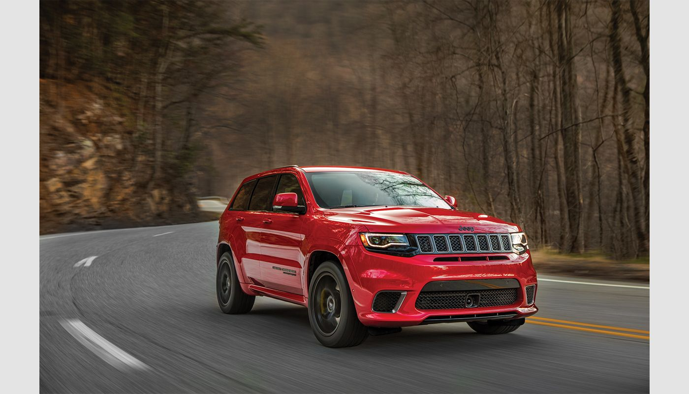 Jeep Grand Cherokee Specs Trims Models Comparisons Jeep