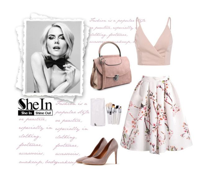 """""""pastel colors with Shein!"""" by mery-2601 ❤ liked on Polyvore"""