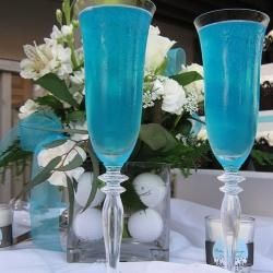 Baby Blue Punch Recipe - Because you can never have too many non-alcoholic punch recipes.