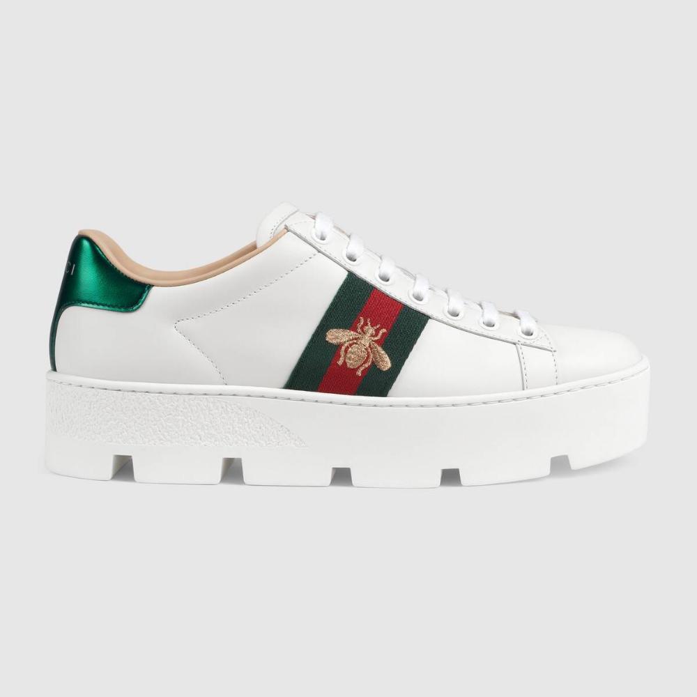 11 Fresh Fall Sneakers To Wear Now Womens Fashion Sneakers Sneakers Fashion Gucci