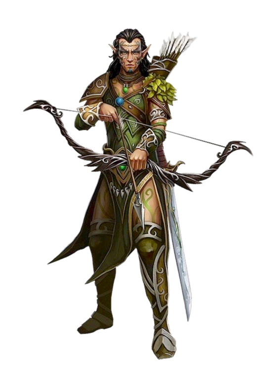 Male Elf Ranger Fighter Archer Pathfinder 2e Pfrpg Dnd D D 3 5 5e 5th Ed D20 Fantasy In 2020 Elf Ranger Male Elf Dungeons And Dragons Characters