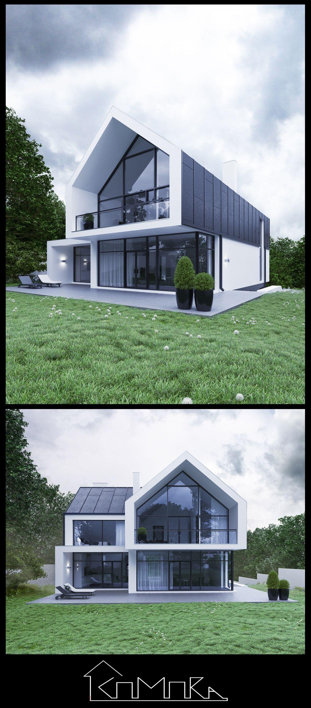 Проект дома во Львове