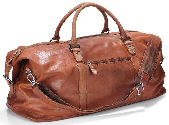 Packenger Weekender »Floki, cognac«   Floki, Taschen, Bags