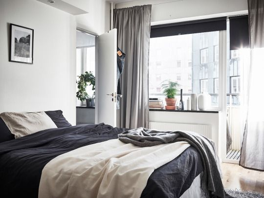 Gravity Home bedroom Pinterest Small flats, Bed room and Flats
