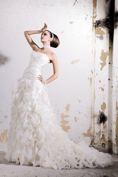 robe mariée max chaoul - Recherche Google | Robe de mariee, Robe, Marie