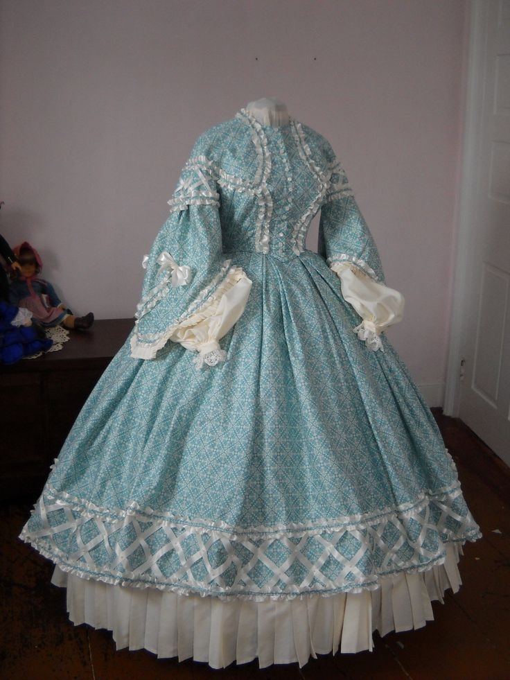 Pin by RiKa Kantorski on Victorian Gowns in 2018 | Pinterest | Civil ...