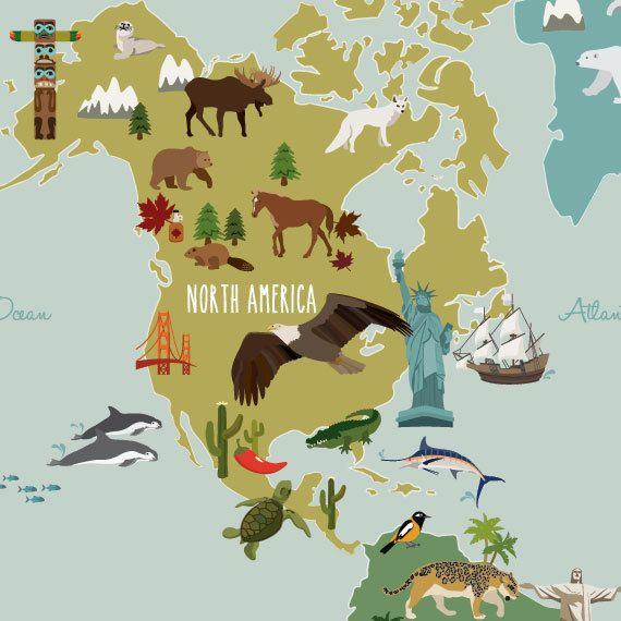 World map kids world map poster educational map for kids peel and world map kids world map poster educational map for kids peel and stick poster sticker wall sticker map the world map w1128 gumiabroncs Gallery