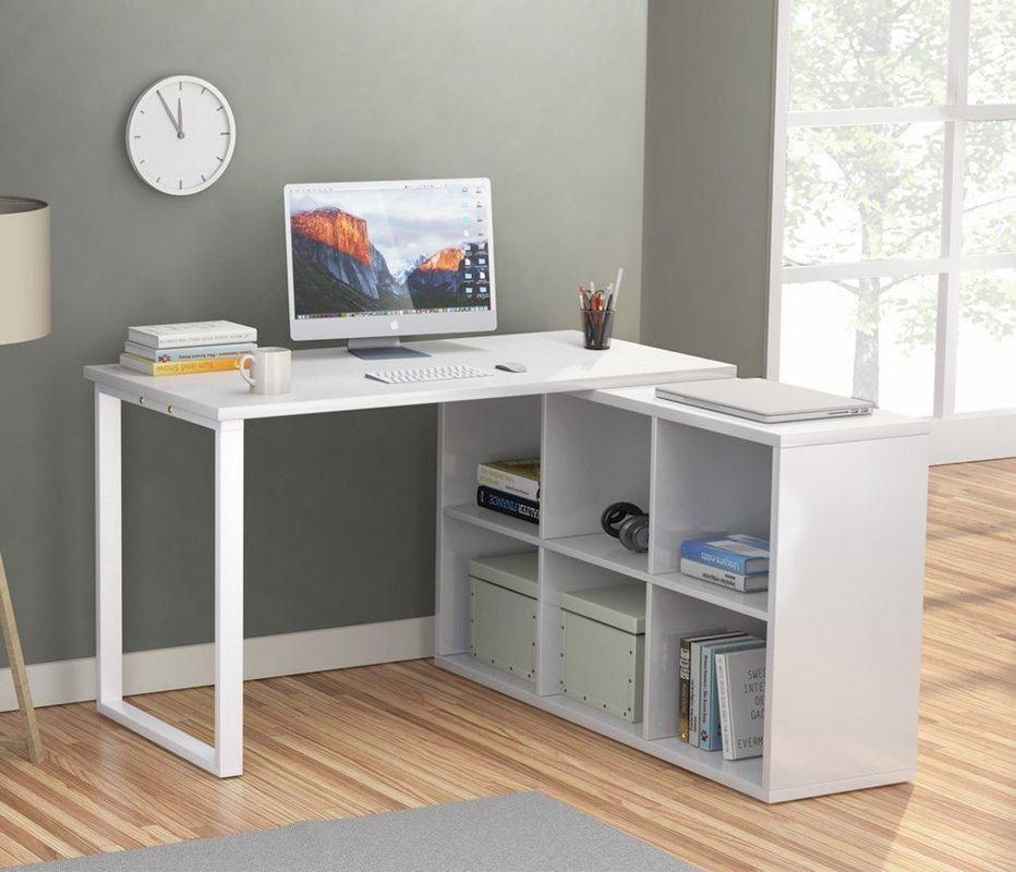 Corner Desk Small Spaces Style With Images Desks For Small