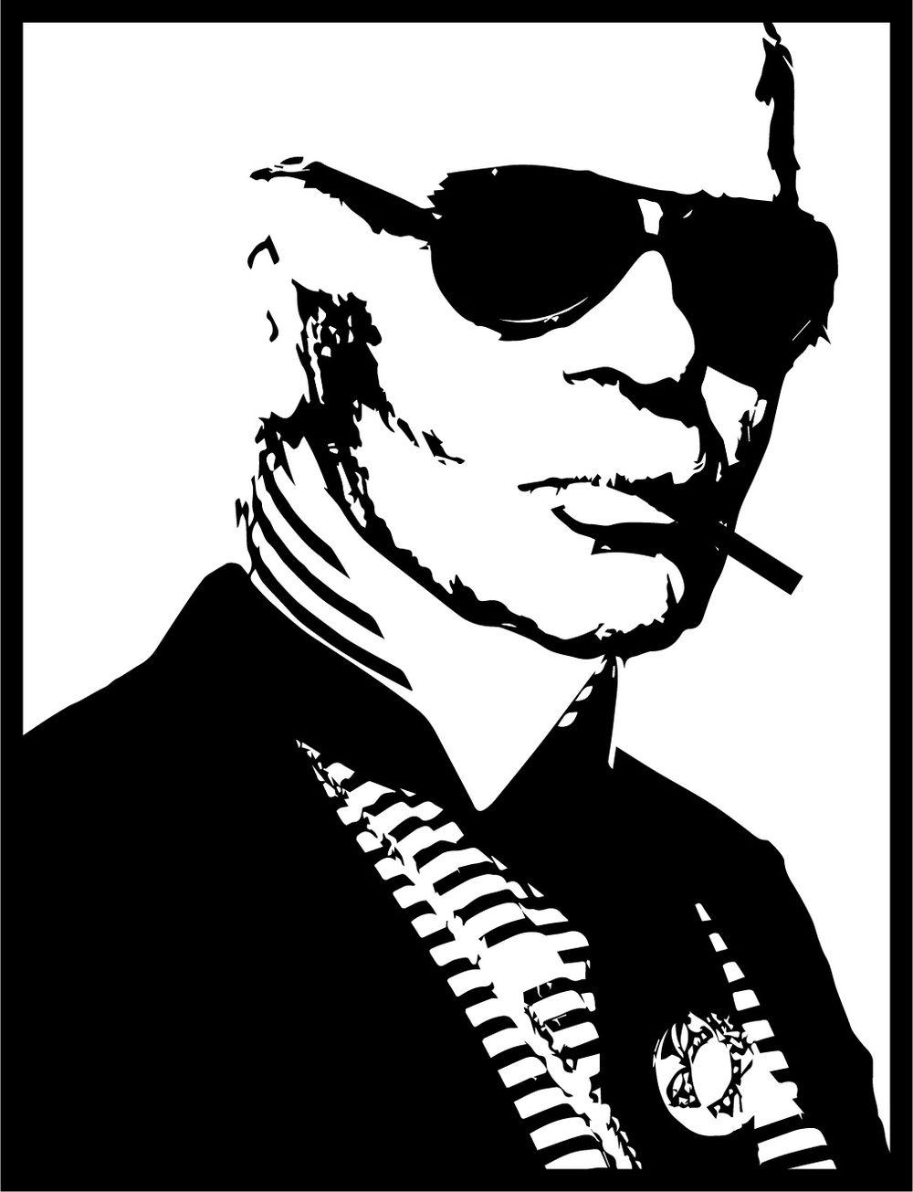 Karl Lagerfeld Vector Wwwtopsimagescom