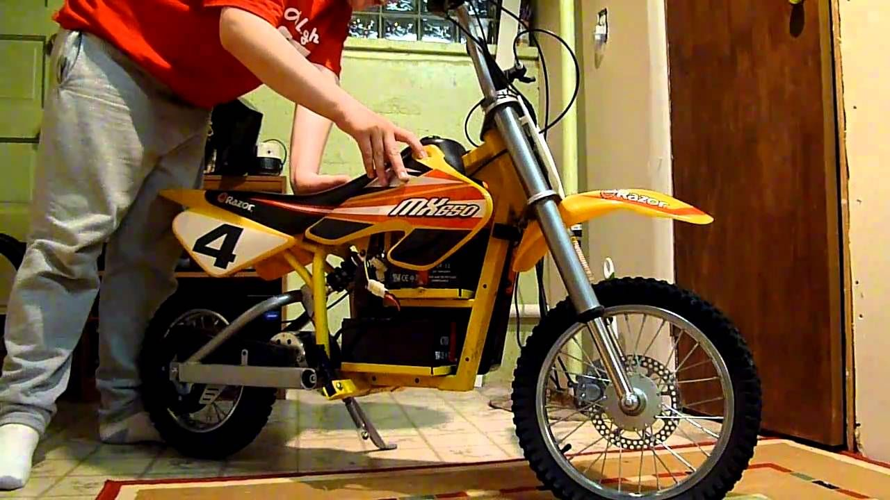 Best Electric Dirt Bike For Kids Razor Mx650 Rocket Dirt Bikes