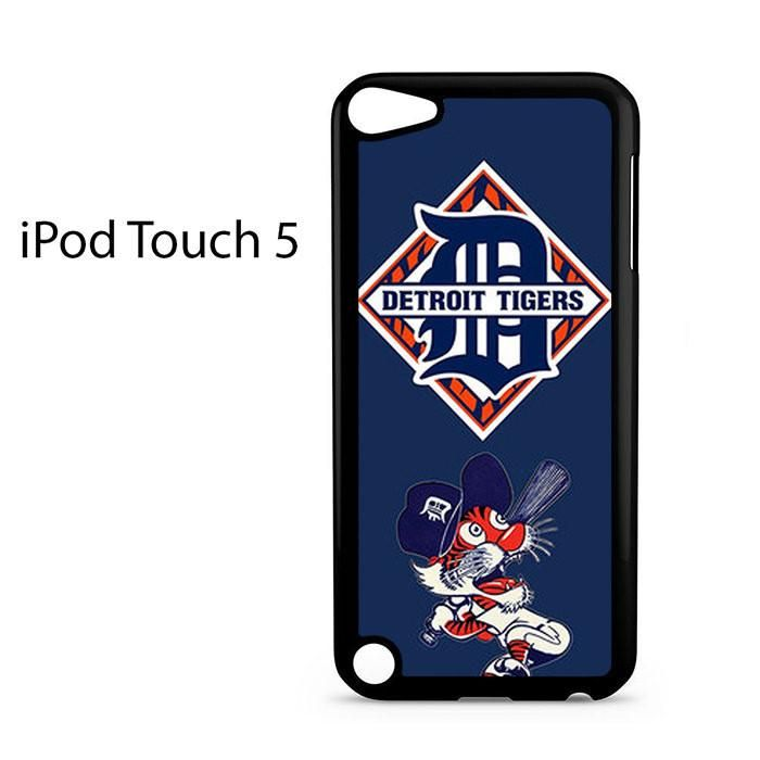 Detroit Tigers Baseball Ipod Touch 5 Case