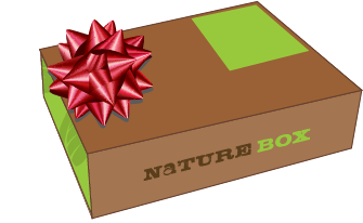 Gift me a Naturebox subscription -- that would be looovely!
