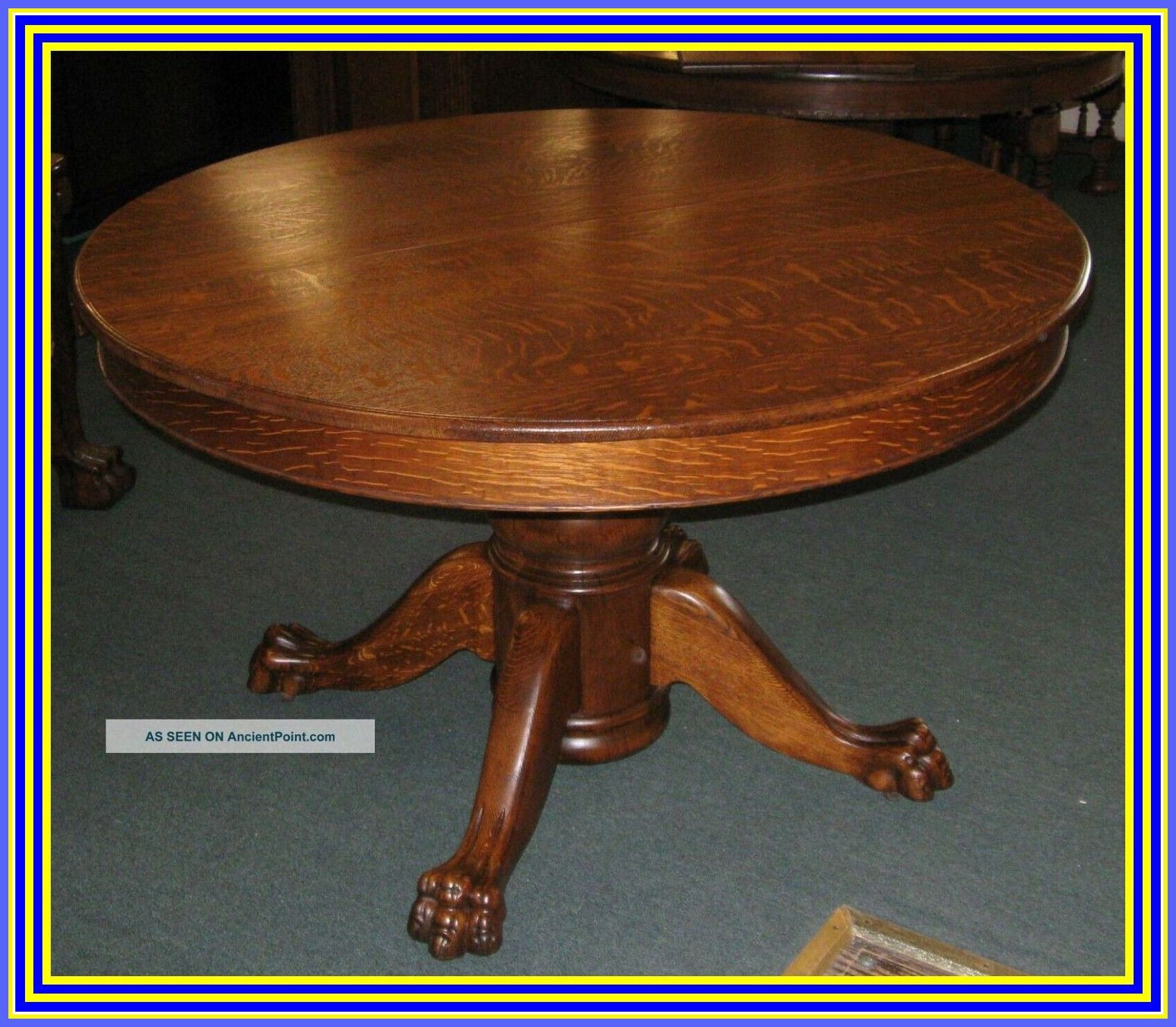 68 Reference Of Antique Oak Dining Table And Chairs In 2020 Oak