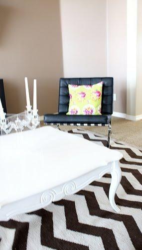 DIY Chevron : DIY chevron rug : DIY Crafts | Zig zag rug ...