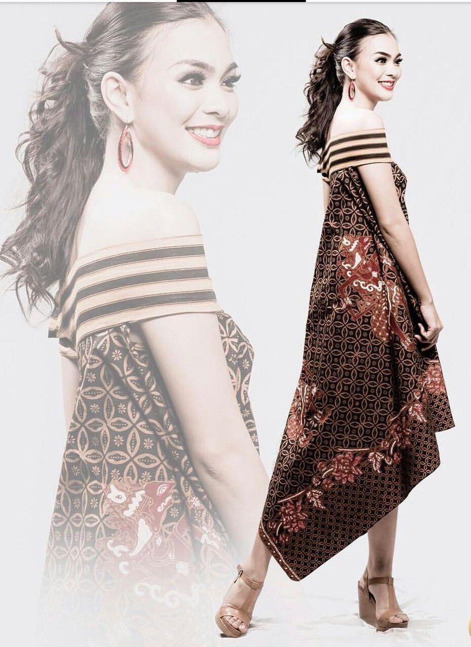 Kreasi Indah Dari Bunda Anne Avantie Batik Blouse Batik Batik