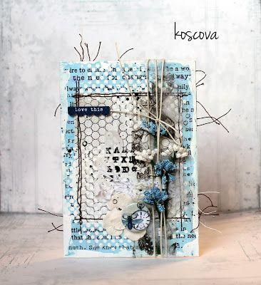 Natalia Koscova's card.