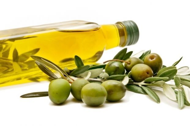 Avocados, Peanut butter, Hazelnuts, Almonds and Pecans contain heart-healthy MUFA, which helps lower Cholesterol levels. Olive and Peanut oils are also rich in monounsaturates. Note all are high in fat ...
