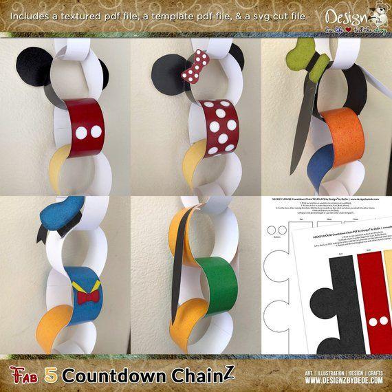 Disney Countdown, Disney