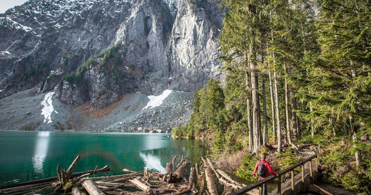 Hike To Lake Serene And Bridal Veil Falls Bridal Veil Falls Instagram Travel Inspiration Hiking Trip