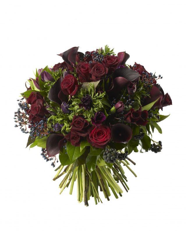 Black-Calla-Bouquet.jpg (639×800)