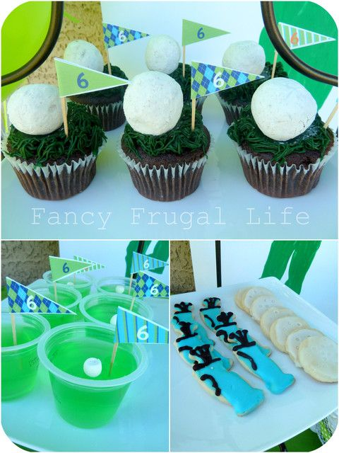 Lovely Golf Themed Party Decorating Ideas Part - 10: Golf/Argyle Birthday Party Ideas